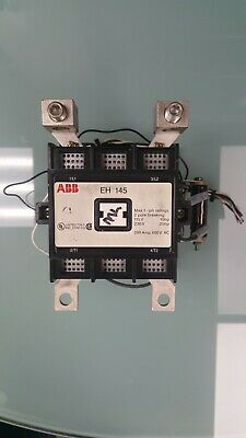 ABB Contactor EH 160 120V Coil 190A 600V Used