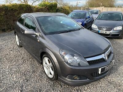 2009 59 VAUXHALL ASTRA 1.6 16v 115ps SPORT SXi EXTERIOR PACK ONLY 72911 MILES