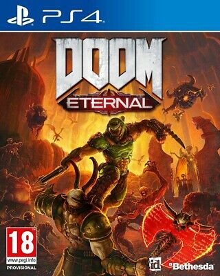 Doom Eternal Uncut PS4 Spiel NEU OVP Playstation 4
