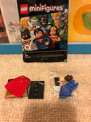 Lego Minifigures DC (71026) - No 7 Superman - New Sealed