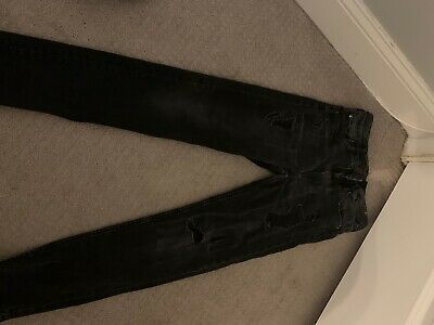 H&M Boys Skinny Fit  Jeans Youth size  11-12 great quality!