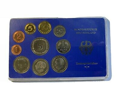 West Germany Coin Proof Set 1983.