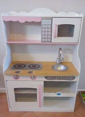 Kids Toy Kitchen Pretend Play and Accessories