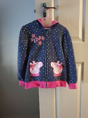 Peppa Pig jacket! Junior size 6
