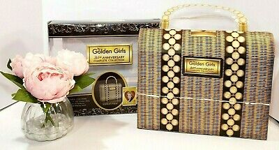 THE GOLDEN GIRLS Complete Series DVD Box Set, 25th Anniversary *RARE!*