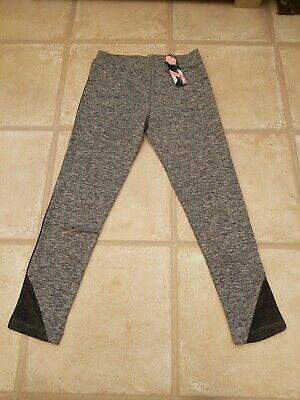 Brand New Girls Next Grey Sportwear Leggings 9-10 Years