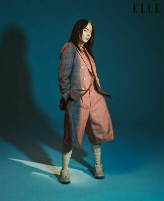 BILLIE EILISH POSTER 24x36 inches - HOLLYWOOD CELEBRITY PHOTO POSTER E