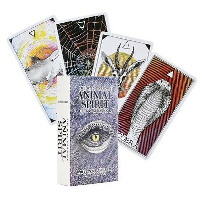 The Wild Unknown Animal Spirit Deck Tarot Oracle Cards