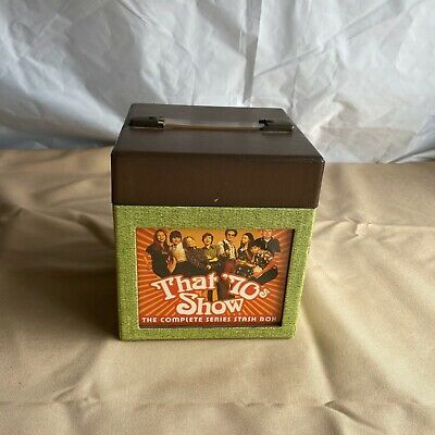 That 70's Show The Complete Series Stash Box Collectors DVD Set