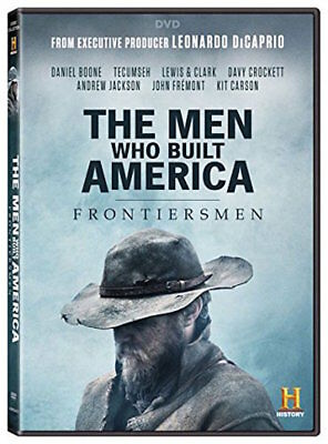 The Men Who Built America Dvd - Frontiersmen [2 Discs] - New Unopened - History
