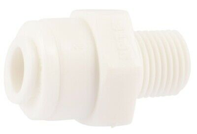 """Sharkbite 25412 Push to Connect Threaded Adapter, 1/4"""" X 1/8"""""""