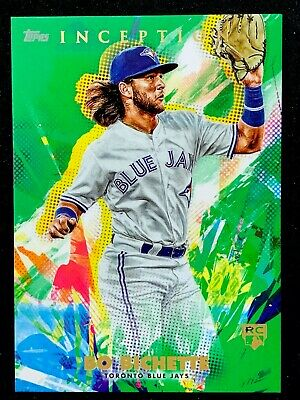2020 Topps INCEPTION - GREEN Parallel Base Cards - U Pick to Complete Your Set!!