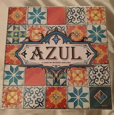Plan B Games Azul Board Game Board Games***FACTORY SEALED***