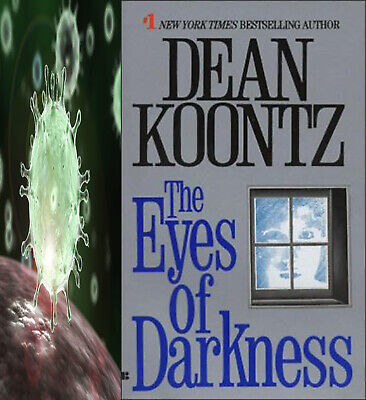 ⚡ The Eyes of Darkness -O.hey 1981⚡ by Dean Koontz PDF 📥  ⚡Instant Delivery
