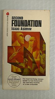 Second Foundation (Avon Science Fiction/N306)1972 by Isaac Asimov