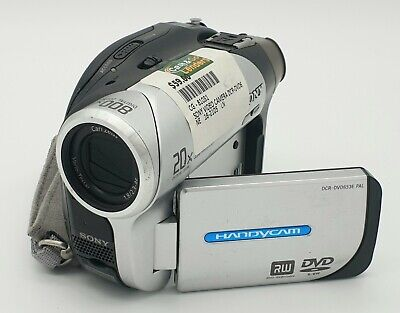 Sony DCR-DVD653 DVD Camcorder - Comes as is -cgl3030