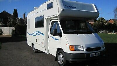2001 Y  Ford  Herald Squire 400E  4  Berth Coachbuilt