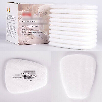 1 Pair BF203 Filter Adapater Effect is Equivalent to 3M 603 + Filter Cotton Pads