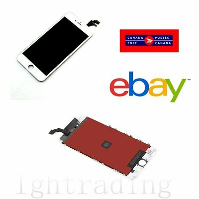 "Assembly White For iPhone 6 Plus 5.5"" LCD Replacement  Touch Screen & Digitizer"