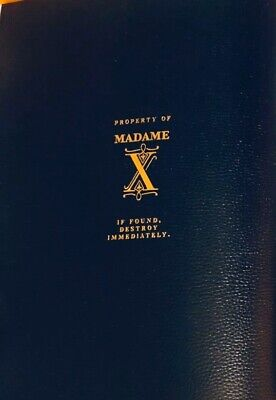 Madonna - MADAME X Exclusive VIP Tour Book Sealed