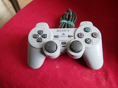 PS1 Official Sony Playstation DUAL ANALOG Controller pad