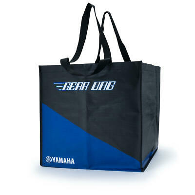 Genuine Yamaha Blue & Black Leisure Bag - T18-Jb010-E0-02