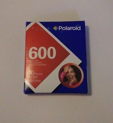Sealed Polaroid 600  Film . 10 count never opened