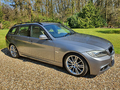 2010 BMW 320d 2.0TD Touring Automatic M Sport Business Edition Leather+ SatNav