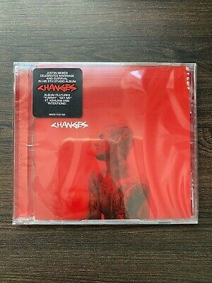 Justin Bieber - Changes CD - Brand New!!!
