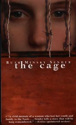 The Cage by Ruth Minsky Sender (1997, Paperback)(SU15)