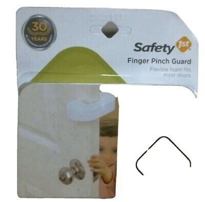 Safety 1st. 10436, Finger Pinch Guard, Fits Most Doors, FREE SHIPPING 2 included