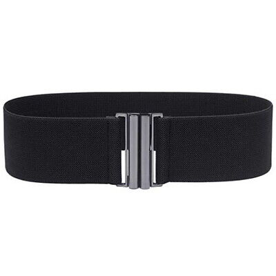 Invisible Hidden Elastic Belt Comfortable Belt No Bulge Hassle Flat Buckle Women