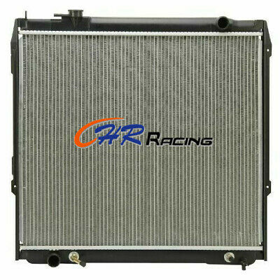 1755# Radiator For Toyota Tacoma 1995-2004 2.4/2.7 L4 3.4 V6