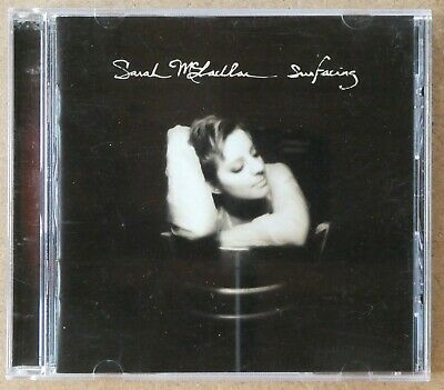 Sarah McLachlan – Surfacing CD VG