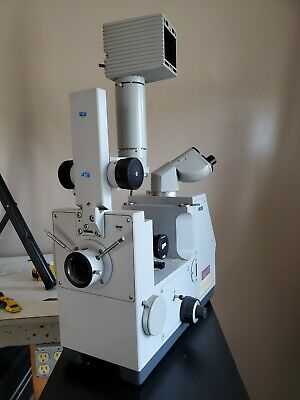 Zeiss Inverted Microscope