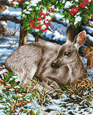 """Full Square Drill 5D Diy Diamond Painting /""""Cartoon Donkey/"""" 3D Embroidery Cr F1Y3"""