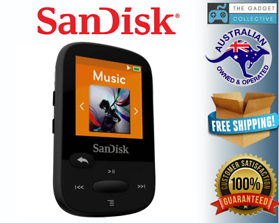 SanDisk 16GB Clip Sport PLUS Portable Media Music Player.