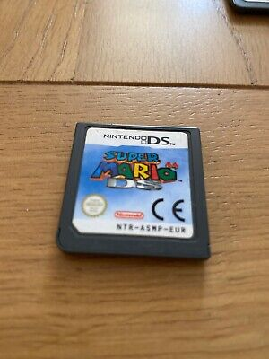 Nintendo Ds - Super Mario DS - Cart Only - Pal - VGC - Fast Post