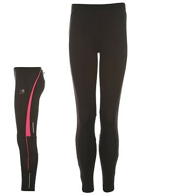 Karrimor Kids Childrens Clothing Running Tights Elasticated Sport Pants Girls