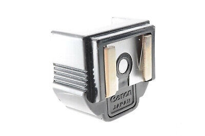 [Excellent] Canon Flash Coupler Adapter Type D
