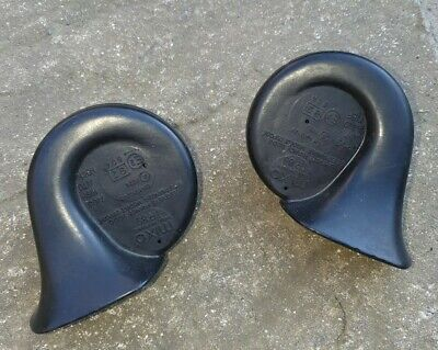 Set of Original Mixo TR89 Twin Horns both tested working condition made in Franc