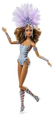 Barbie Global Glamour Luciana Pivotal Body NRFB