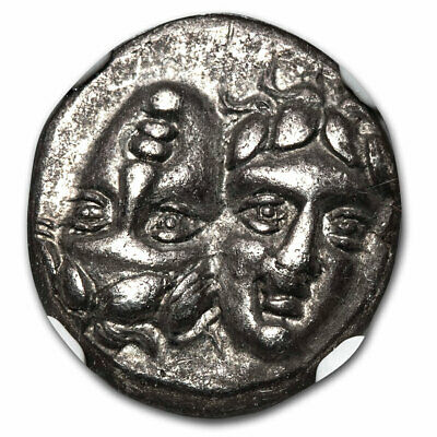 Moesia, Istrus Silver Stater (4th century BC) Ch VF NGC - SKU#209989