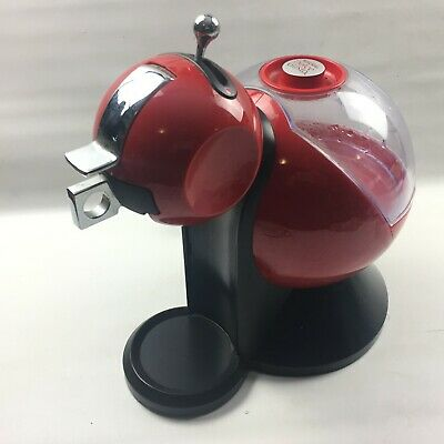 Nescafe Dolce Gusto Expresso Coffee Machine, Krups KP2106, Red, TESTED