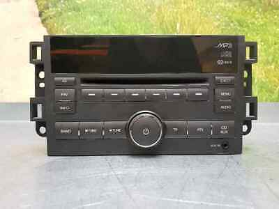 96647737 audio system chevrolet epica lt 2006 4086406