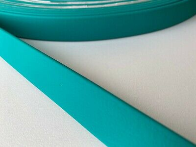 PVC Webbing - TEAL - 10mm, 13mm, 16mm, 20mm and 25mm available