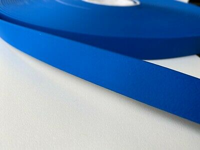 PVC Webbing - BLUE - 10mm, 13mm, 16mm, 20mm and 25mm available