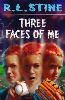 Three Faces of Me Juvenile Fictio Paperback Stine, R. L.