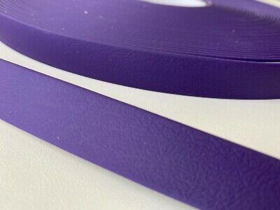 PVC Webbing - VIOLET - 16mm, 20mm and 25mm available