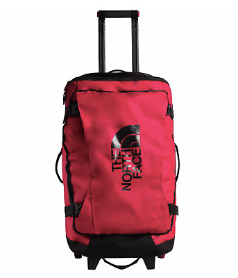 North Face Rolling Thunder 30 Roller Suitcase  ⚫️🔴Red/Black 🔴⚫️ NEW